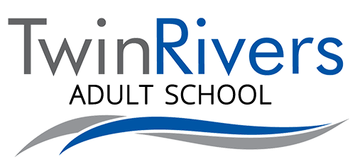 Twin Rivers Adult School Logo